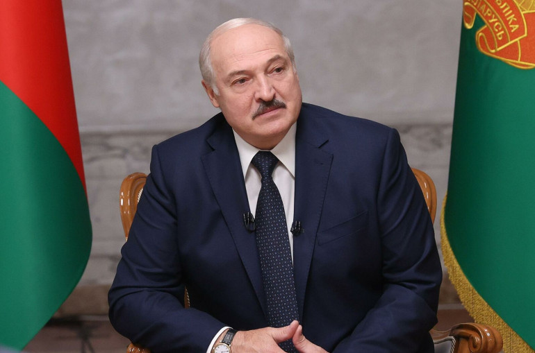 Belarus: Lukashenko sworn in as president