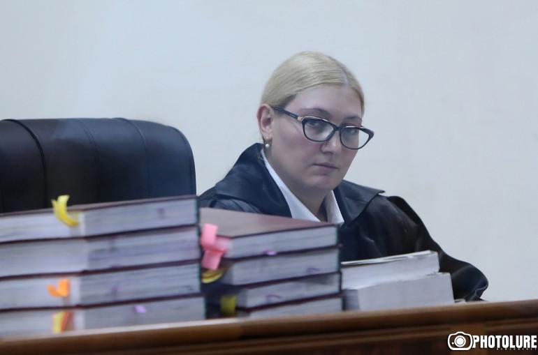 Պաշտպանը՝ դատավոր Դանիբեկյանին. Դուք կատարել եք հանցագործություն և դրա համար պետք է ենթարկվեք պատասխանատվության