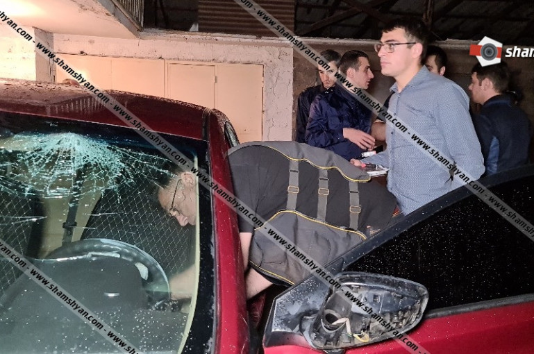 Էջմիածնում երեկ սպանվածը «Դոն Պիպոյի» թիկնապահներից էր․ դեպքի վայրում հայտնաբերվել է 30-ից ավելի պարկուճ, վթարված Hyundai, որի վրա կան կրակոցի հետքեր