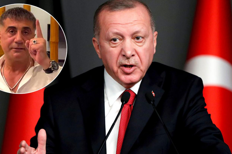 «Նրանք արթնացրին իմ միջի գազանին». ինչու թուրք քրեական «հեղինակությունը» որոշեց «մերկացնել» Էրդողանի շրջապատին և ում է դա ձեռնտու. «ՌԻԱ Նովոստի»