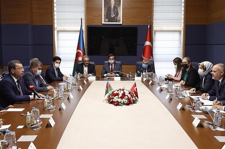 Սա կարևոր ուղերձ է ամբողջ աշխարհին.Պատմության մեջ առաջին անգամ Ադրբեջանից պատվիրակություն կայցելի ինքնահռչակ Հյուսիսային Կիպրոսի Թուրքական Հանրապետություն