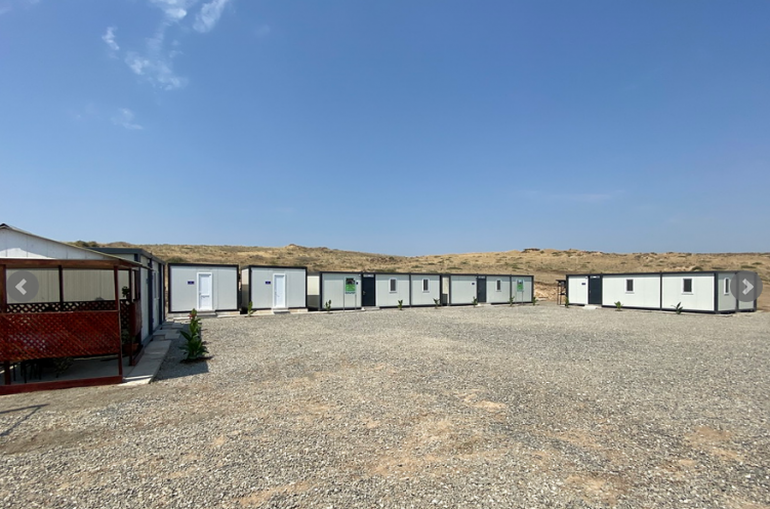 Ադրբեջանը 2 նոր զորամաս է բացել Մարտակերտի շրջանում՝ համալրված օդորակիչներով, կահույքով,  սանհանգույցներով, խոհանոցային սարքավորումներով