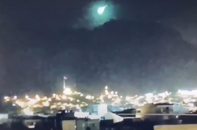 Տեսանյութ.Իզմիրի վրայով «հրե» երկնաքար է անցել.Թուրքիայի իշխանությունները դեռևս չեն մեկնաբանել երկնային երևույթը