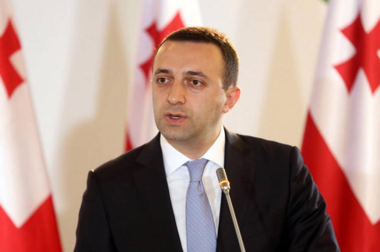 Վրաստանի վարչապետը կարող է հրաժարական տալ. լրատվամիջոցներ