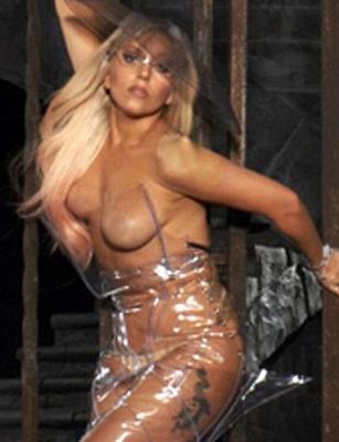 lady gaga in the nude № 80332