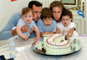 Syria's President's Bashar al-Assad to have 4th child ...