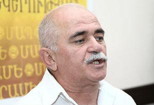 Манвел Егиазарян выступает за вооружение приграничных сел Тавуша