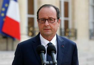 Выживших в результате крушения алжирского лайнера нет - Олланд