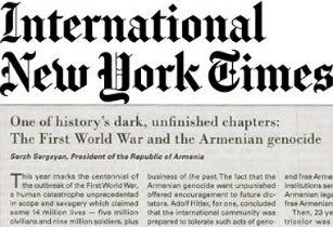armenian essay genocide