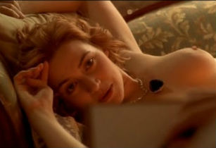 Nude scene in titanic movie