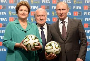 ФИФА выступила против возможного бойкота ЧМ-2018 в России