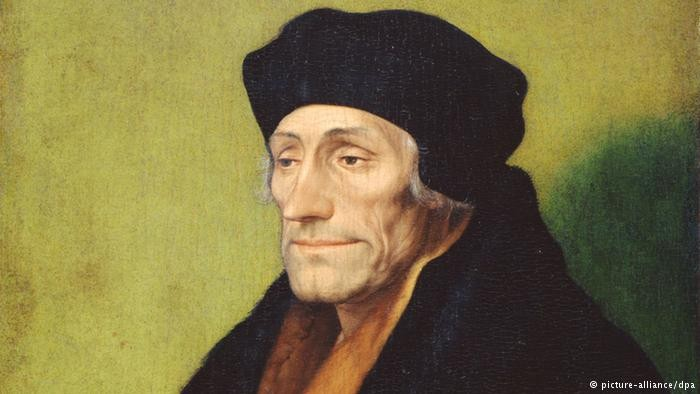 machiavelli vs erasmus Paradigmatic writers, erasmus and machiavelli, and argue that despite evident differences in the underlying religious and social ontology.
