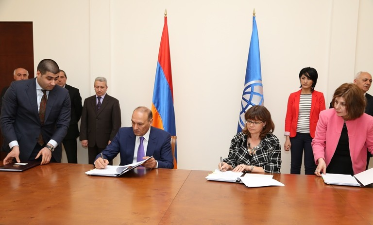 armenians and armenia specific purpose