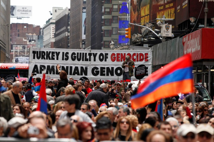 armenian genocide essay The armenian genocide, the first genocide of twentieth century april is the month of mourning for armenians around the world on april 24, every armenian remembers.