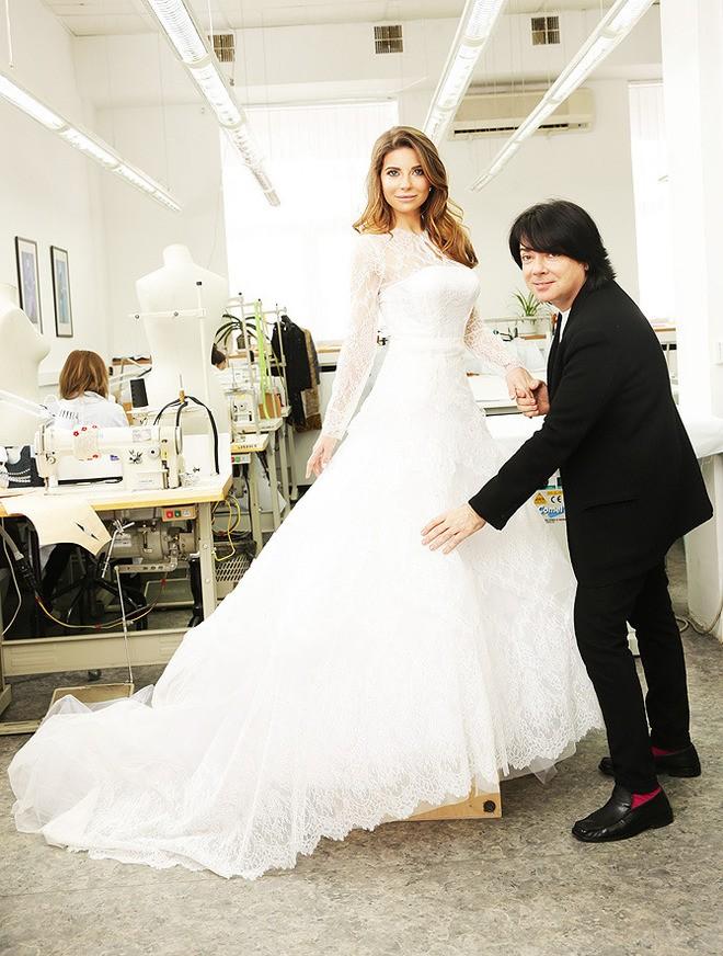 Фото свадебные платья юдашкина
