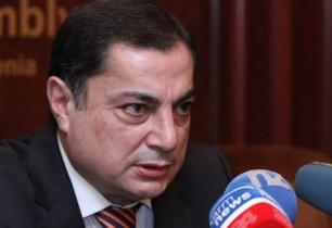 В. Багдасарян: Вопрос о развертывании миротворческих сил в зоне карабахского конфликта не носит императивного характера