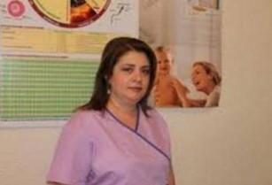 Армянка у гениколога