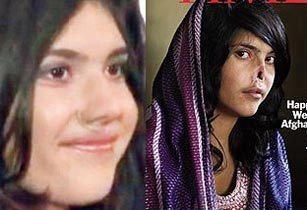 Consider, Aisha afghan teen topic can