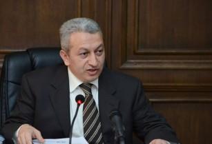 Ատոմ Ջանջուղազյանը նշանակվել է ՀՀ ֆինանսների փոխնախարար