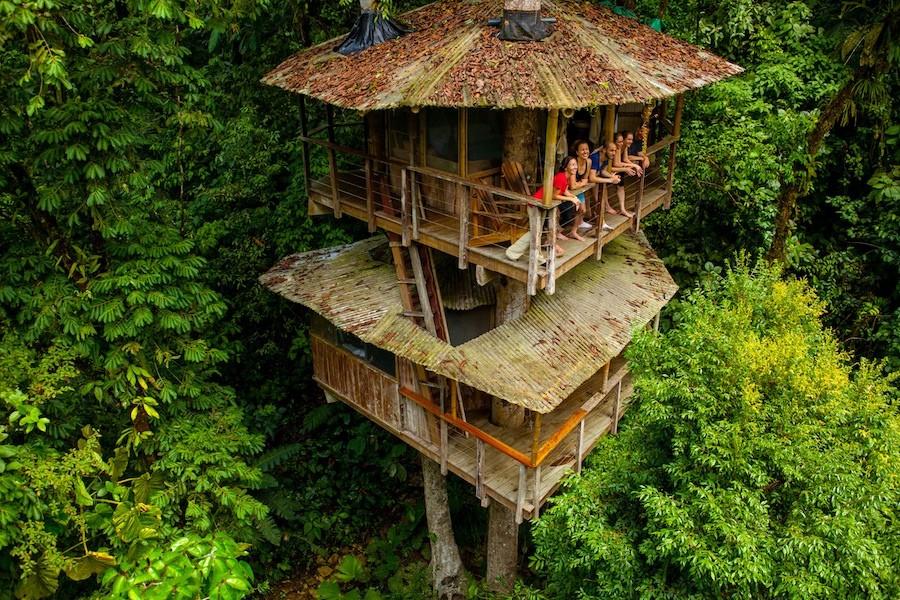 Կոտսա-Ռիկայում գտնվող այս հյուրանոցը արժի գոնե տեսնել (լուսանկարներ)