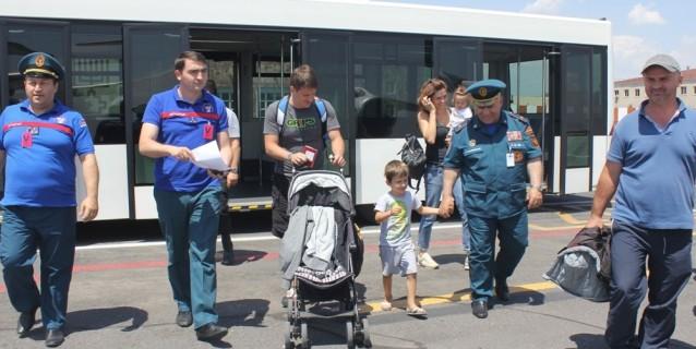 ՌԴ ԱԻՆ օդանավի 5-րդ չվերթով Երևան ժամանեց ևս 50 ՀՀ քաղաքացի