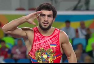 Risultati immagini per armeni rio 2016