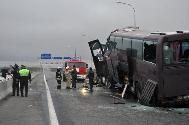 ՌԴ-ում վթարի է ենթարկվել Մոսկվա-Երևան երթուղու ավտոբուսը. բոլոր ուղևորները ՀՀ քաղաքացիներ են