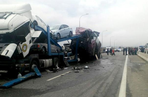 Մոսկվա-Երևան ավտոբուսի վթարի գործով որպես կասկածյալ հարցաքննվել է բեռնատարի վարորդը. նոր մանրամասներ