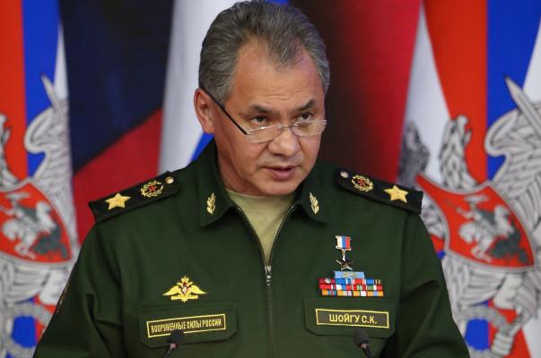 ՌԴ ՊՆ-ն դադարեցնում է Հալեպում օդային հարվածները
