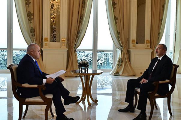 Ադրբեջանը երբեք չի համաձայնի «ԼՂ-ին անկախություն տրամադրել»․ Ալիև․ Տեսանյութ