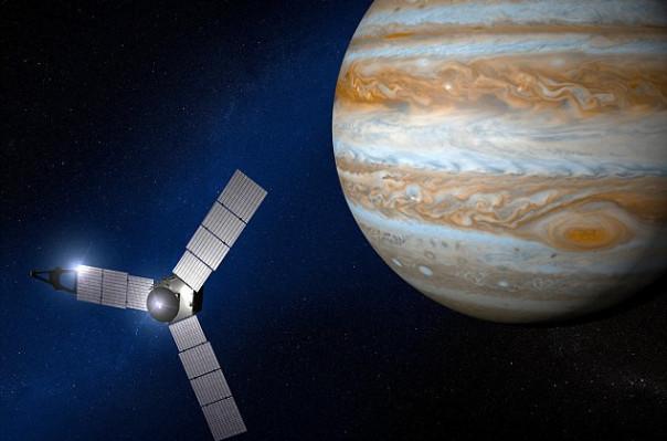 Յուպիտերի ուղեծրին գտնվող Juno արբանյակն անցել է «քնի ռեժիմին»