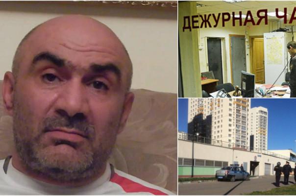 «Грапарак»: Армян в Москве убил снайпер