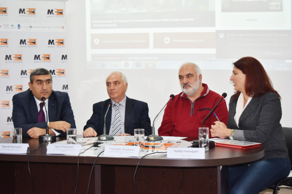 СопредседателиМГ ОБСЕ распространили объявление порезультатам визита врегион