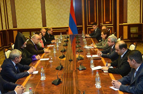 Каждый сирийский армянин имеет право приехать вАрмению— Президент