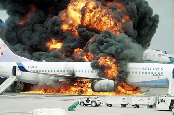 American Airlines-ի ինքնաթիռում հրդեհ է բռնկվել. կան վիրավորներ․ Լուսանկարներ․ Տեսանյութ