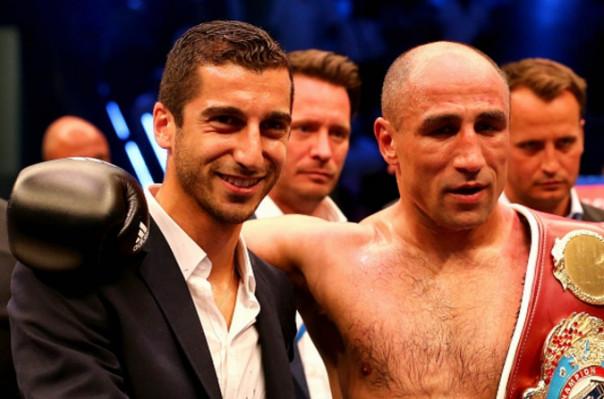 Հենրիխ Մխիթարյանի (12.000 $) և Արթուր Աբրահամի (20.000 $) ժամացույցները (լուսանկարներ)