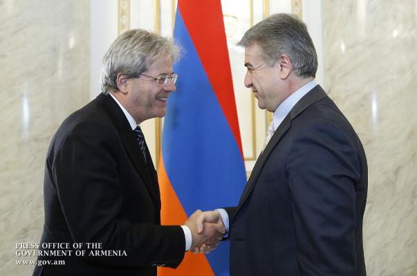 Больше стран разделяют потребность разговора сРоссией— руководитель МИД Италии