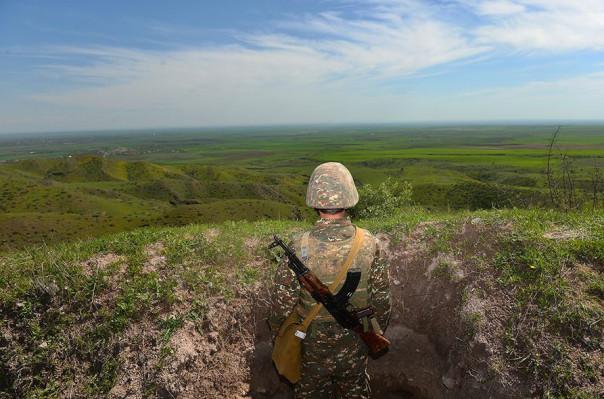 Հակառակորդը հայ դիրքապահների ուղղությամբ արձակել է շուրջ  670 կրակոց