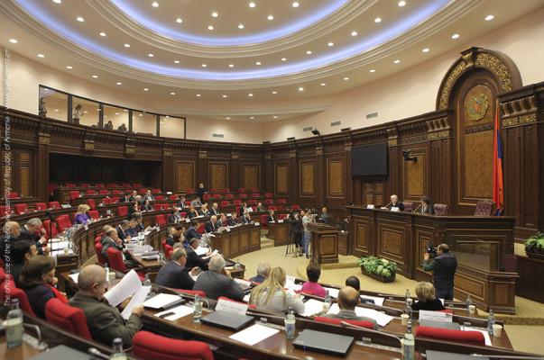 Երևանում կայացել է ՀՀ ԱԺ և ՌԴ Դաշնային ժողովի միջև համագործակցության միջխորհրդարանական հանձնաժողովի 28-րդ նիստը