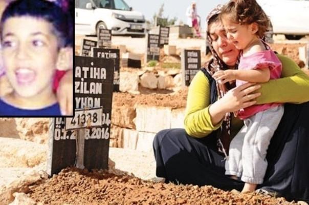 Թուրքիայում ահաբեկչությունից 80 օր անց կինն իր մայրական բնազդի շնորհիվ կարողացել է գտնել 8-ամյա որդու մարմինը