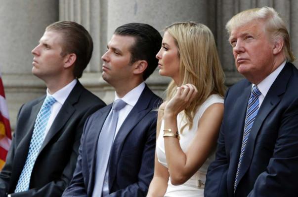 Թրամփը ցանկանում է, որ իր երեխաները տեղյակ լինեն պետական գաղտնիքներից. CBS News