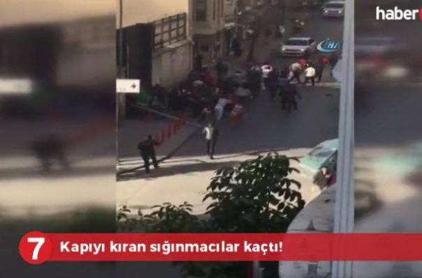 Անկարգություններ Թուրքիայում.ներգաղթյալների կենտրոնից 100 մարդ է փախել