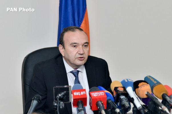 Российский не будет национальным языком Армении— МОН