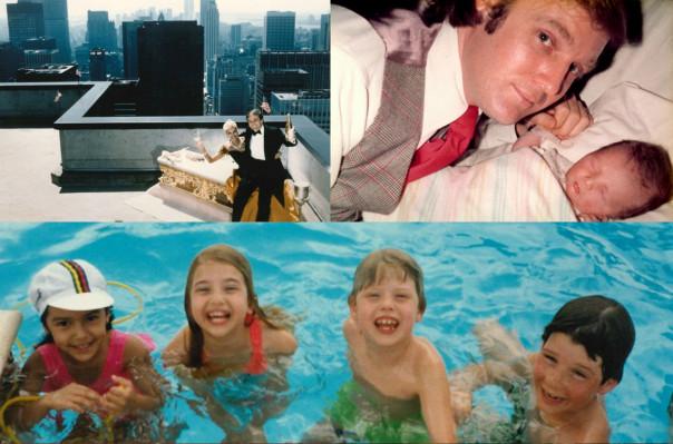 Թրամփի արխիվային ընտանեկան լուսանկարներն էքսկլյուզիվ ֆոտոշորքում