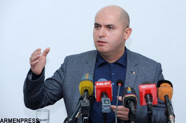 Вступление вряды РПА небудет сковывать Карена Карапетяна— Арпине Ованнисян