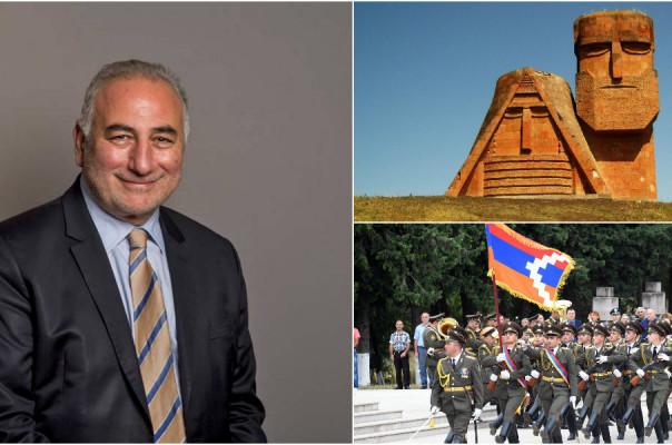 Мы должны поработать над тем, чтобы Франция признала независимость Карабаха – депутат Лиона армянского происхождения