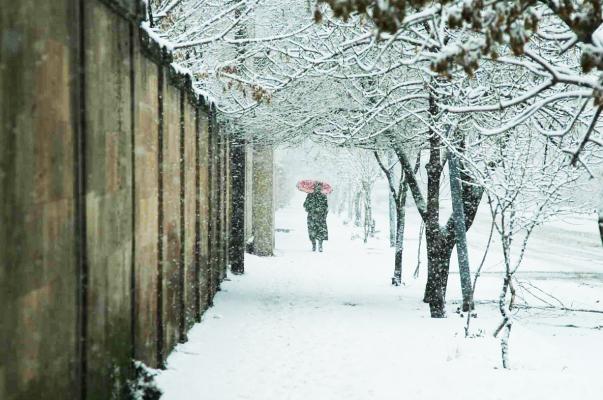 Հանրապետության մի շարք շրջաններում ձյուն է տեղում. կան դժվարանցանելի ճանապարհներ