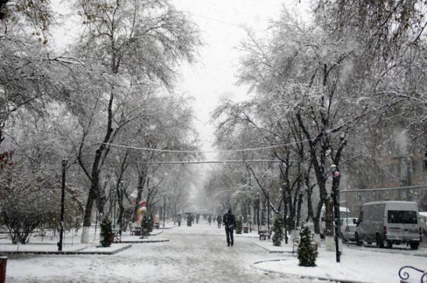 Երևանում սպասվում է մինչև -23 աստիճան ցուրտ. դեկտեմբեր ամսվա կանխատեսում