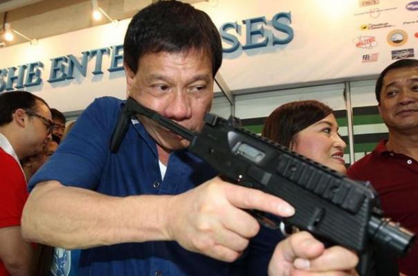 Ֆիլիպինների նախագահը խոստովանել է, որ քաղաքապետ եղած ժամանակ մարդկանց է սպանել