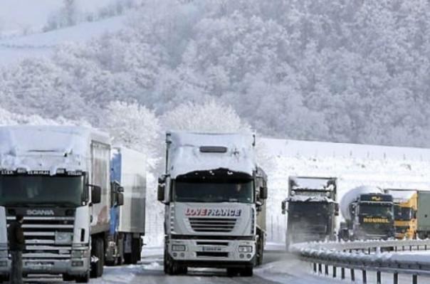 Լարսի անցակետի Ռուսաստանի հատվածում 377 բեռնատար է կուտակվել